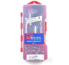 Metric M8 - 1.25 Left Hand Thread Repair Kit