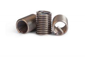 NPT 3/8-18x1.5D Wire Thread Inserts (Bag of 5)